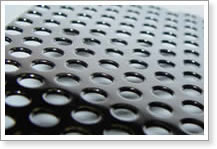 Round Hole Perforated Stainless used for interior cladding