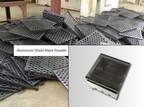 Decorative Mesh Perforated Sheet In Aluminum Powder Coated