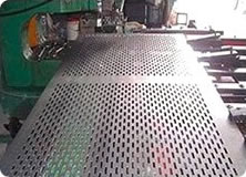 Flattening Process with Machine