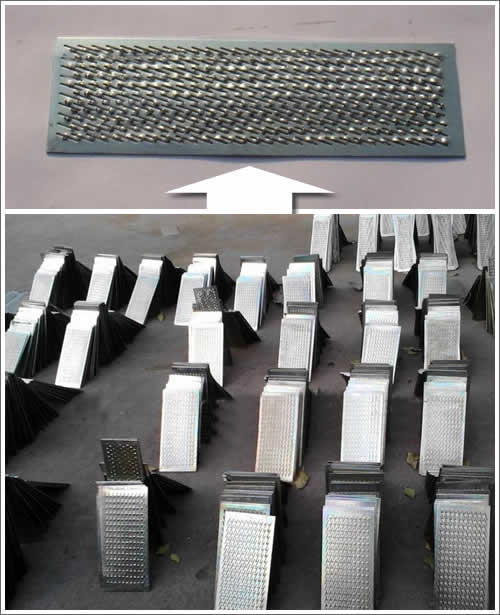 Perforated Steel Screen Panels