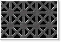 Perforated Decorative Grilles